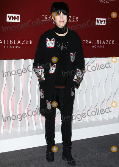 Diane Warren Photo - LOS ANGELES, CA, USA - FEBRUARY 20: Songwriter Diane Warren arrives at the VH1 Trailblazer Honors 2019 held at The Wilshire Ebell Theatre on February 20, 2019 in Los Angeles, California, United States. (Photo by Image Press Agency)