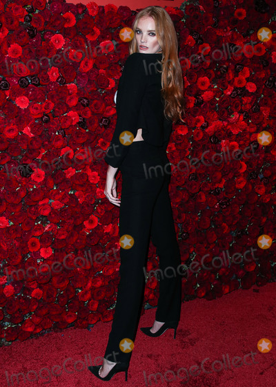 Alexina Graham, Victoria's Secret, Sara Sampaio Photo - MANHATTAN, NEW YORK CITY, NEW YORK, USA - SEPTEMBER 05: Alexina Graham arrives at Victoria's Secret Angel Sara Sampaio Hosts The Bombshell Intense Launch Party held at Paradise Club at the Times Square EDITION Hotel on September 5, 2019 in Manhattan, New York City, New York, United States. (Photo by Xavier Collin/Image Press Agency)