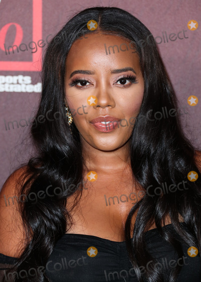 Angela Simmons Photo - HOLLYWOOD, LOS ANGELES, CALIFORNIA, USA - JULY 18: Shoe designer Angela Simmons arrives at the Sports Illustrated Fashionable 50 held at Sunset Room Hollywood on July 18, 2019 in Hollywood, Los Angeles, California, United States. (Photo by Xavier Collin/Image Press Agency)