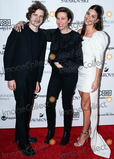 Ben Rosenfield, Camila Morrone Photo - MANHATTAN, NEW YORK CITY, NEW YORK, USA - NOVEMBER 12: Ben Rosenfield, Rebecca Henderson and Camila Morrone arrive at the New York Premiere Of Utopia's 'Mickey And The Bear' held at Mondrian Terrace Park Avenue on November 12, 2019 in Manhattan, New York City, New York, United States. (Photo by William Perez/Image Press Agency)