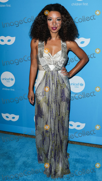 Angel Parker Photo - LOS ANGELES, CA, USA - OCTOBER 25: Angel Parker at the Sixth Annual UNICEF Masquerade Ball held at Clifton's Republic on October 25, 2018 in Los Angeles, California, United States. (Photo by Xavier Collin/Image Press Agency)