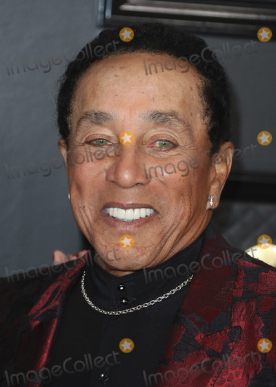 Smokey Robinson, Grammy Awards Photo - LOS ANGELES, CALIFORNIA, USA - JANUARY 26: Smokey Robinson arrives at the 62nd Annual GRAMMY Awards held at Staples Center on January 26, 2020 in Los Angeles, California, United States. (Photo by Xavier Collin/Image Press Agency)