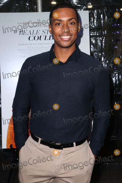 Photo - HOLLYWOOD, LOS ANGELES, CA, USA - DECEMBER 04: Actor Arrington Foster arrives at the Los Angeles Special Screening Of Annapurna Pictures' 'If Beale Street Could Talk' held at ArcLight Hollywood on December 4, 2018 in Hollywood, Los Angeles, California, United States. (Photo by Image Press Agency)