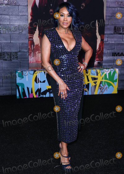 Vivica A Fox, Vivica A. Fox, TCL Chinese Theatre Photo - HOLLYWOOD, LOS ANGELES, CALIFORNIA, USA - JANUARY 14: Actress Vivica A. Fox arrives at the Los Angeles Premiere Of Columbia Pictures' 'Bad Boys For Life' held at the TCL Chinese Theatre IMAX on January 14, 2020 in Hollywood, Los Angeles, California, United States. (Photo by Xavier Collin/Image Press Agency)