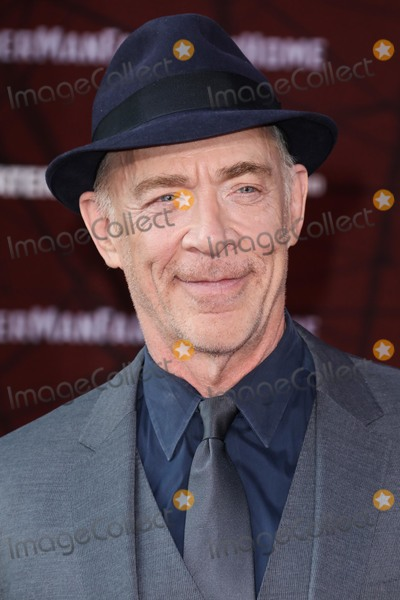 J K Simmons, J. K. Simmons, J.K. Simmons, Spider Man, Spider-Man, Spiderman, JK Simmons, TCL Chinese Theatre, J.K Simmons Photo - HOLLYWOOD, LOS ANGELES, CALIFORNIA, USA - JUNE 26: J.K. Simmons arrives at the Premiere Of Sony Pictures' 'Spider-Man Far From Home' held at the TCL Chinese Theatre IMAX on June 26, 2019 in Hollywood, Los Angeles, California, United States. (Photo by David Acosta/Image Press Agency)