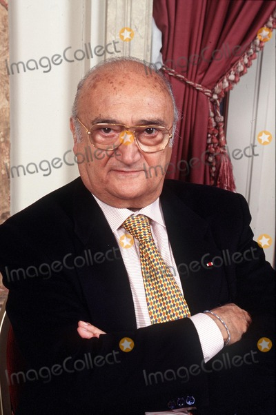 Henri Verneuil, French Director? Photo - Imapress/patrick Gely - 06-12-96- Henri Verneuil (the French Director, Henri Verneuil, Passed Away Today 1/11/2002 at the Age of 81) Credit: Imapress/Globe Photos, Inc.