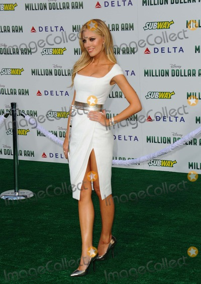 """Bar Paly, Bar Pali Photo - Bar Paly attending the Los Angeles Premiere of """"Million Dollar Arm"""" Held at the El Capitan Theater in Hollywood, California on May 6, 2014 Photo by: D. Long- Globe Photos Inc."""