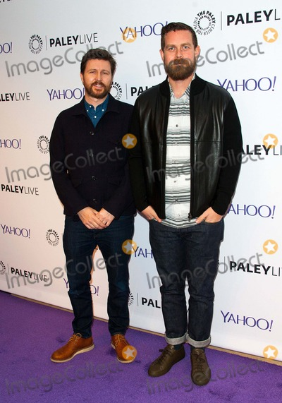 Andrew Haigh Photo - Andrew Haigh and Michael Lannan Attend the Paley Center For Media Presentation of an Evening with Hbo's...looking at the Paley Center For Media in Beverly Hills on Feb. 25th 2015. California. Usa.photo:leopold/Globephotos