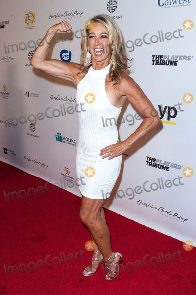 Denise Austin Photo - Denise Austin attends 15th Annual Harold & Carole Pump Foundation Gala on August 7th, 2015. at the Hyatt Regency Century Plaza in Century City,california.usa. Photo:leopold/Globephotos
