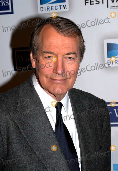 Charlie Rose Photo - World Premiere of 'Whatever Works'. Opening Night of the Tribeca Film Festival Ziegfeld Theater, New York City 09-22-2009 Charlie Rose Photo by Ken Babolocsay-ipol-Globe Photos Inc 2009