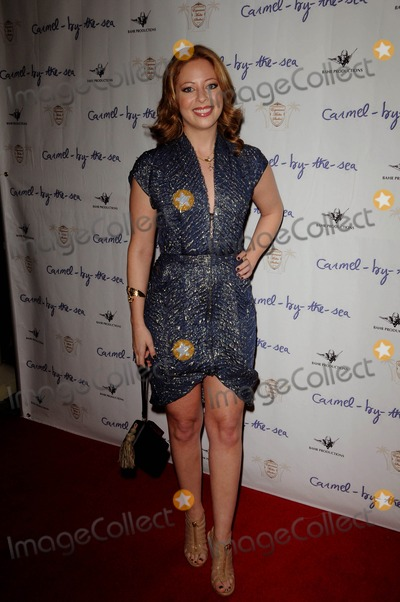 """ALEXANDRA CARL Photo - Alexandra Carl attending the Los Angeles Premiere of """"Carmel by the Sea"""" Held at the Arclight Theater in Hollywood, California on 3/9/11 K67777long photo by D.long-globe Photos, Inc."""