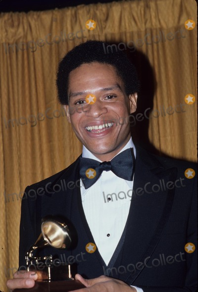 Al Jarreau Photo - AL Jarreau G6039 Photo by Bob V. Noble-Globe Photos, Inc.
