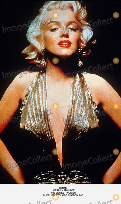 Marilyn Monroe Photo - Marilyn Monroe 100 Sexiest Women Supplied Byglobe Photos, Inc.