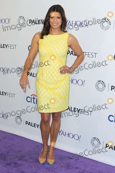 """The Virgins, Andrea Nevado Photo - Andrea Nevado attends the 32nd Annual Paleyfest LA Honors """"Jane the Virgin"""" on March 15th, 2015 at the Dolby Theatre in Los Angeles, California. Usa.photo:leopold/Globephotos"""