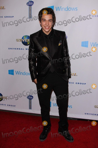 Austin Mahone, Austine Mahone Photo - Austin Mahone attends Universal Music Group Post Grammy Party on January 26th, 2014 at the Theatre at Ace in Los Angeles,california,usa. Photo:tleopold/Globephotos