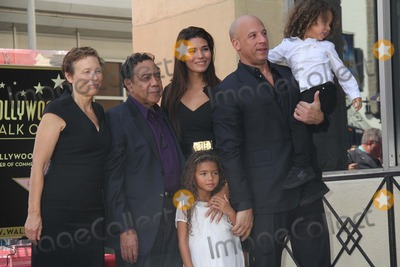 Photos and Pictures - Vin Diesel Honored with Star on the ...Vin Diesel Mother
