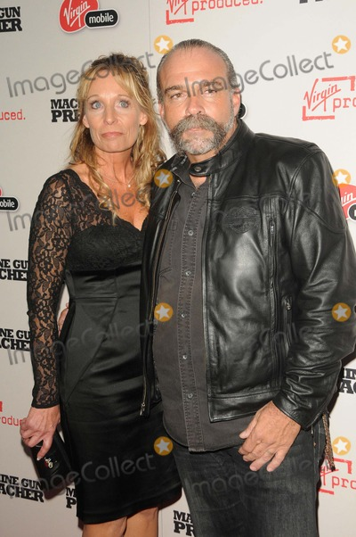 """Sam Childers Photo - Sam Childers attending the Los Angeles Premiere of """" Machine Gun Preacher"""" Held at the Academy of Motion Picture Arts and Science in Beverly Hills, California on 9/21/11 Photo by: D. Long- Globe Photos Inc."""