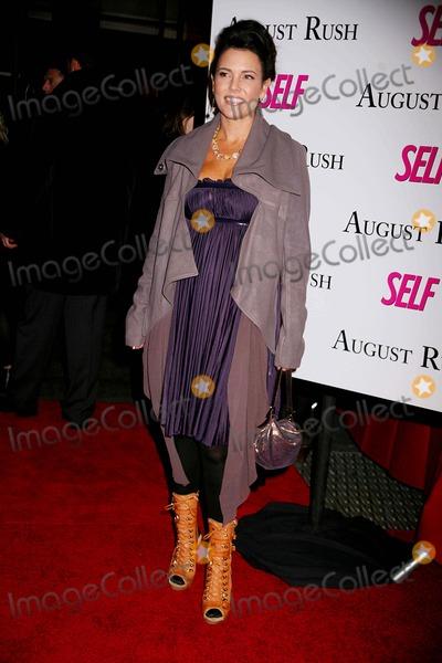 "Anastacia, Rush Photo - ""August Rush""-new York Premiere Ziegfeld Theater, NYC 11-11-2007 Anastacia Brown Potos by Sonia Moskowitz, Globe Photos Inc. 2007"