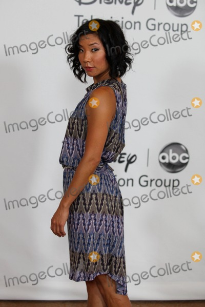 ANNE SON Photo - Anne Son Actress Disney Abc Television Summer Press Tour in Los Angeles, California 08-01-2010 Photo by Graham Whitby Boot-allstar-Globe Photos, Inc.