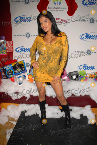Alexis Amore, Bridgetta Tomarchio Photo - Bridgetta Tomarchio's Birthday Bash & 2nd Annual Babes in Toyland Event at Lucky Strike in Hollywood, CA 12-04-2009 Photo by Scott Kirkland-Globe Photos @ 2009 Alexis Amore