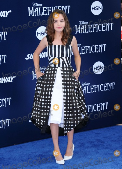 """Bailee Madison Photo - Bailee Madison attending the Los Angeles Premiere of """"Maleficent"""" Held at the El Capitan Theatre in Hollywood, California on May 28, 2014 Photo by: D. Long- Globe Photos Inc."""