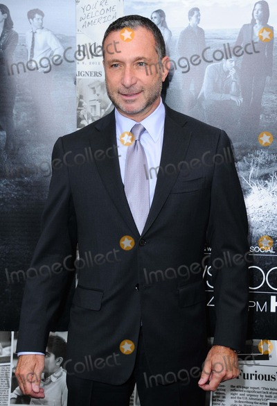 """Alan Poul Photo - Alan Poul attending the Los Angeles Season 2 Premiere of Hbo's Series '""""the Newsroom"""" Held at the Paramount Studios in Hollywood, California on July 10, 2013 Photo by: D. Long- Globe Photos Inc."""