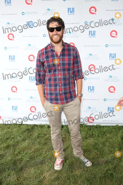Adam Pally Photo - The Ovarian Cancer Research Fund's Super Saturday 17 Nova's Ark Project, Water Mill, NY July 26, 2014 Photos by Sonia Moskowitz, Globe Photos Inc 2014 Adam Pally