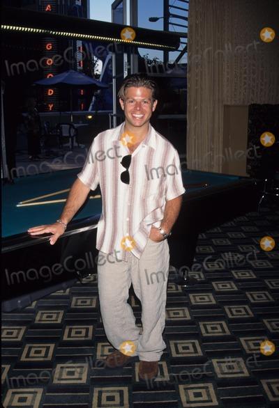 Adam Rich Photo - Adam Rich Playing Pool at the Hollywood Athletic Club 1995 K2169fb Photo by Fitzroy Barrett-Globe Photos, Inc.
