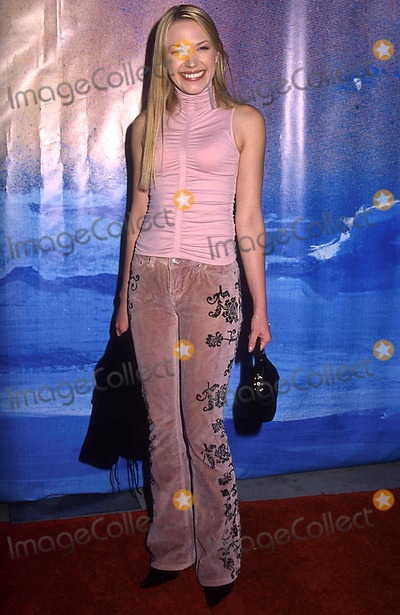 "Adrienne Frantz Photo - /17/02- California ""Treasure Planet"" Premiere at the Cinerama Dome Theatre Phil Roach/ Ipol/ Globe Photos Inc. I7177pr Adrienne Frantz"