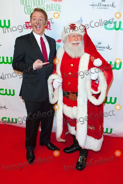 The Christmas Parade Hallmark.Photos And Pictures Clay Aiken And Santa Attend The