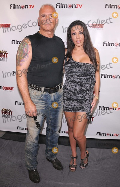 """Amy Fisher Photo - Press Conference For """"Celebrity Fight Night"""" at 9021go Showroom in Beverly Hills, CA 9/26/11 Photo by Scott Kirkland-Globe Photos   2011 Lou Barrera and Amy Fisher"""