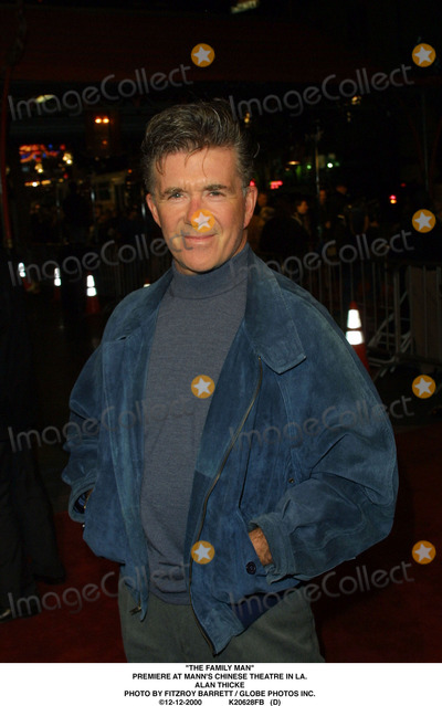 """Alan Thicke Photo - """"The Family Man"""" Premiere at Mann's Chinese Theatre in LA. Alan Thicke Photo by Fitzroy Barrett / Globe Photos Inc. 12-12-2000 K20628fb (D)"""