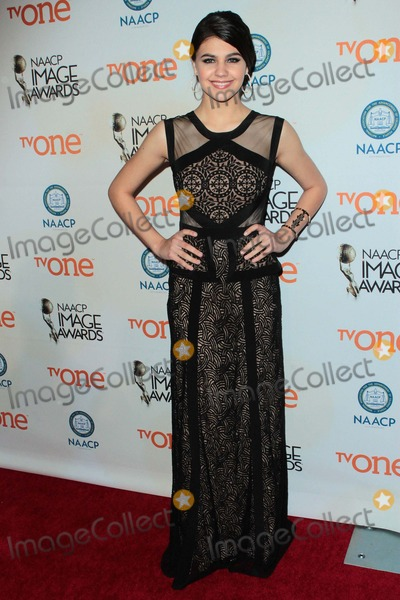 Amber Montana Photo - Amber Montana attends the 46th Naacp Image Pre-awards Ceremony Held at the Pasadena Convention Center on February 5th 2015 in Los Angeles,california. Usa.photo:tleopold/Globephotos