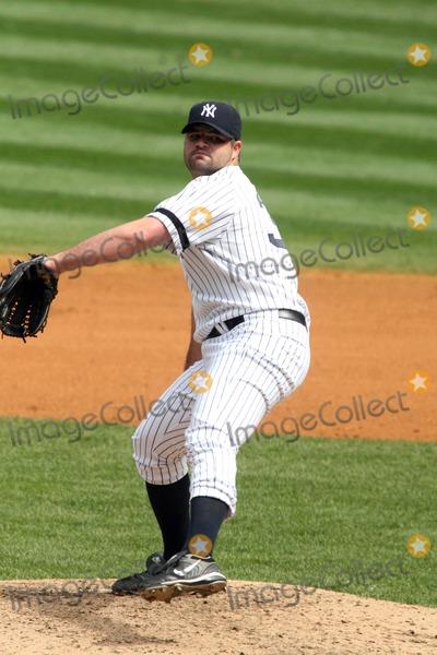 Brian Bruney Photo - Yankees Vs Indians at Yankee Stadium Date 04-19-07 Photos by John Barrett-Globe Photos,inc Brian Bruney
