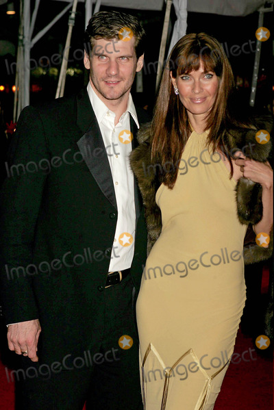 Alexi Yashin, Carol Alt Photo - Grand Opening of the Newly Located, Museum of Modern Art. 54th Street, New York City. 11-18-2004 Photo: Rick Mackler / Rangefinders /Globe Photos Inc 2004 Carol Alt and Alexi Yashin