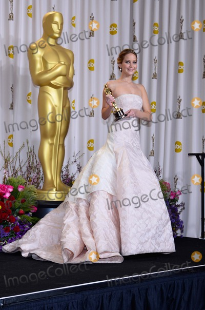 Jennifer Lawrence Photo - Jennifer Lawrence Winner Best Actress in a Leading Role 85th Academy Awards / Oscars Dolby Theatre Hollywood, CA February 24, 2013 Roger Harvey Photo by Roger Harvey- Globe Photos, Inc