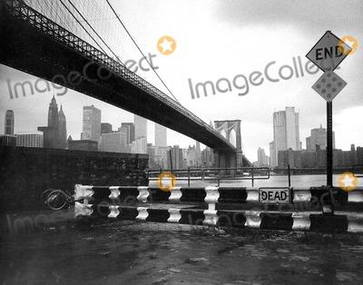 Photo - Brooklyn Bridge New York City Photo By:bud Strauss/Globe Photos, Inc
