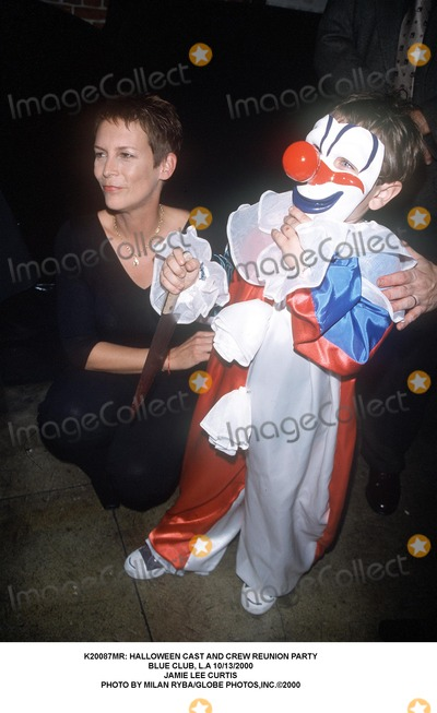 Jamie Lee Curtis, Jamie Lee Photo - : Halloween Cast and Crew Reunion Party Blue Club, L.A 10/13/2000 Jamie Lee Curtis Photo by Milan Ryba/Globe Photos,inc.
