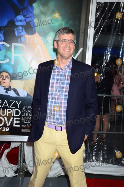 Mo Rocca Photo - mo Rocca Crazy Stupid Love Premiere Ziegfeld Theater, nyc 07-19-2011 Photo by Ken Babolcsay- Ipol/Globe Photo