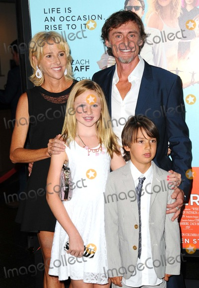 "Adam Braff Photo - Adam Braff, Family attending the Los Angeles Premiere of ""Wish I Was Here"" Held at the Directors Guild of America in Los Angeles, California on June 23, 2014 Photo by: D. Long- Globe Photos Inc."