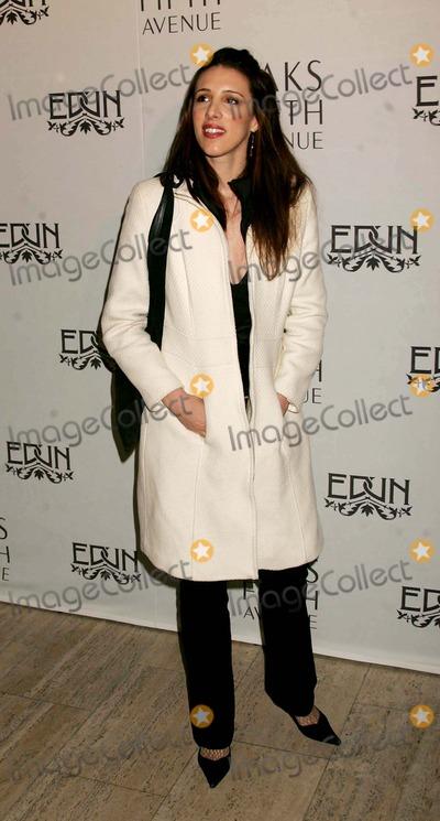 "Alexandra Kerry, Bono, Edun, ALEXANDRA  KERRY Photo - Saks Fifth Avenue and Bono Host Launch of ""Edun"", New York City 03-11-2005 Photo by Rick Mackler-rangefinder-Globe Photos,inc. Alexandra Kerry"