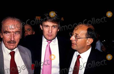 Al D'Amato, Donald Trump Photo - Fred and Donald Trump with AL D'amato Photo By:adam Scull/Globe Photos, Inc