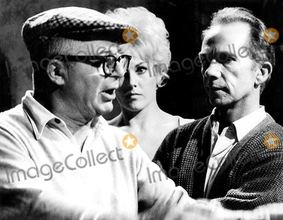 Billy Wilder, Kim Novak, Ray Walston Photo - Billy Wilder, Kim Novak and Ray Walston. Win Muldrow/Globe Photos, Inc.