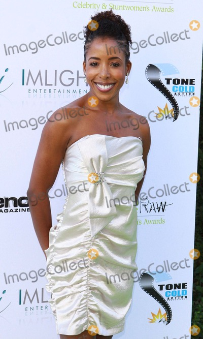 Crystal Michelle Photo - Crystal Michelle Diamond in the Raw Celebrity and Stuntwomen's Awards Held at the Skirball Center,los Angeles,ca. October 16 - 2011. Photo: Tleopold/Globephotos