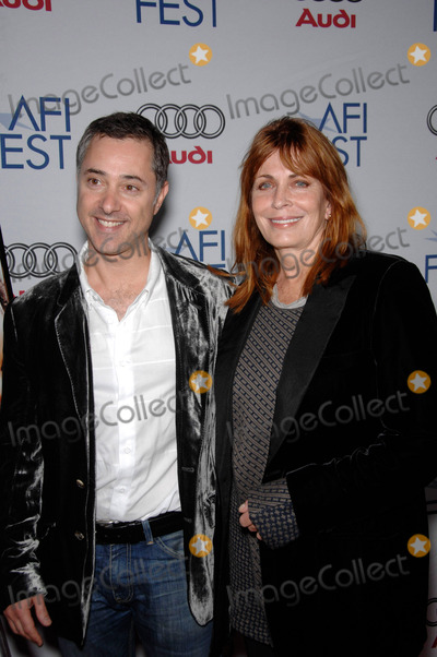 Cassidy, Anthony Fabian, Joanna Cassidy Photo - Anthony Fabian and Joanna Cassidy During the 2008 Afi Fest Special Screening of the New Movie the Brothers Bloom, Held at the Arclight Hollywood, on November 3, 2008, in Los Angeles. Photo: Michael Germana / Superstar Images - Globe Photos