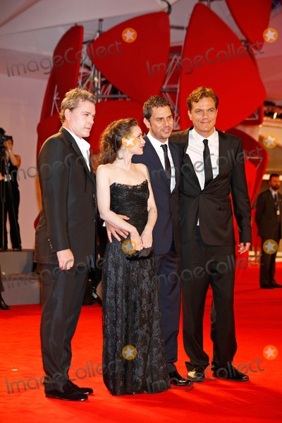 Michael Shannon, Ray Liotta, Winona Ryder, Ariel Vromen Photo - Ray Liotta, Winona Ryder, Ariel Vromen, Michael Shannon the Iceman - Premiere 69th International Venice Film Festival Venice, Italy August 30, 2012 Roger Harvey