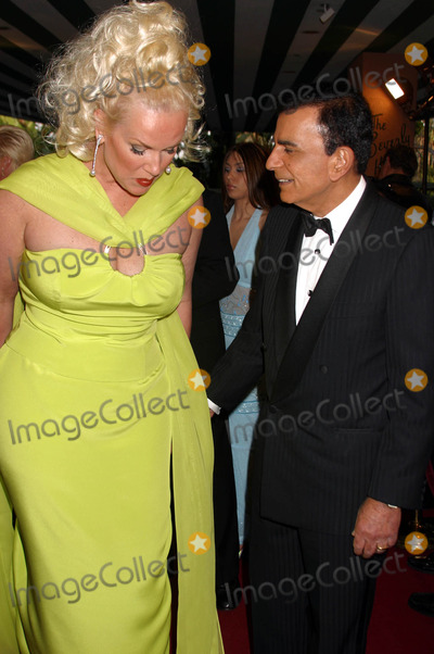 Casey Kasem Photo - Night of 100 Stars Oscar Gala 2004, at the Beverly Hills Hotel, Beverly Hills CA. 02/29/2004 Photo by Clinton H Wallace/ipol/Globe Photos Inc.2004 Casey Kasem and Wife