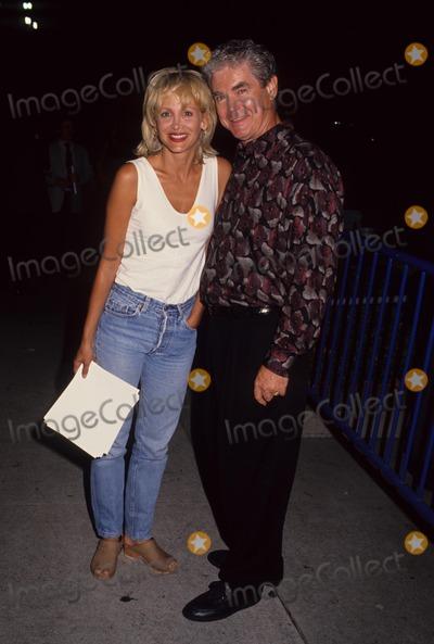 Arleen Sorkin Photo - Arleen Sorkin with Joe Gallison 1992 L3791 Photo by Lisa Rose-Globe Photos, Inc.