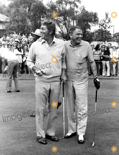 Frank Sinatra, Dean Martin Photo - Frank Sinatra with Dean Martin at Celebrity Golf in Los Angeles 10-1-1972 #9175 Photo by Phil Roach-ipol-Globe Photos, Inc.