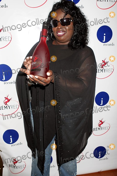 Angie Stone Photo - Angie Stone Cd Release Party at Marquee on 10th Avenue, New York City 07/06/2004 Photo: Rick Mackler/ Rangefinders/ Globe Photos Inc. 2004 Angie Stone
